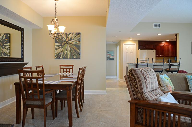 Dec/Jan Special -Sanibel #1001 Ocean/River View - Image 1 - Daytona Beach Shores - rentals