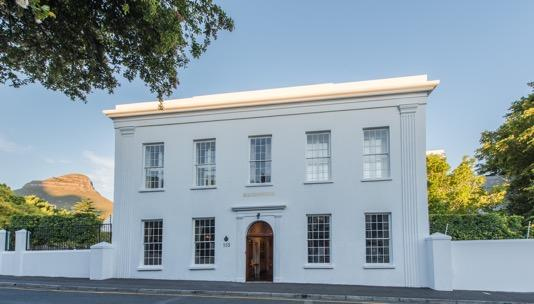 Historic Georgian Manor in Heart of Cape Town, 4 Ensuite Bedrooms,Garden - Image 1 - Cape Town - rentals