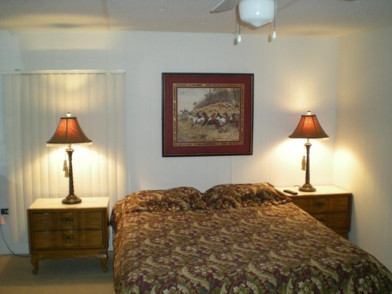 Master Bedroom - 55  PARK - DOUBLE WIDE - New Port Richey - rentals