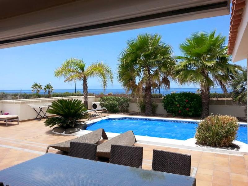 Villa Standing Palm Mar With Heated Pool - Image 1 - Palm-Mar - rentals