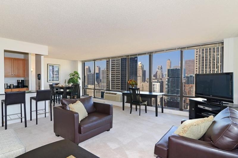 LUXURIOUS AND SPACIOUS 2 BEDROOM APARTMENT IN CHICAGO - Image 1 - Chicago - rentals