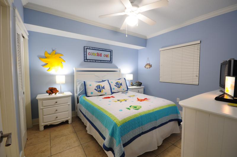 Guest Bedroom - Waterscape C203, Ground level, Pool View, Fun Unit - Fort Walton Beach - rentals