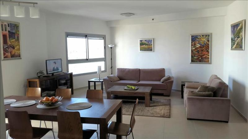 Beautiful Condo with views of sea and nature reserve, Ir Yamim - NY01 - Image 1 - Netanya - rentals