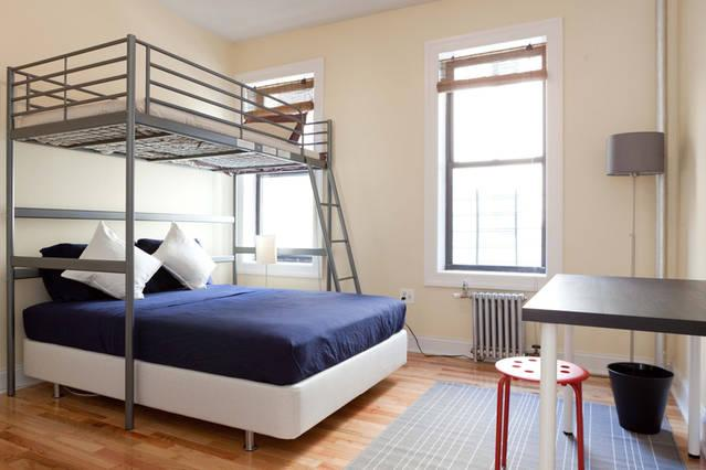 Well-Appointed, Clean, and Private Room - Full-size & Loft Beds - The Loft Room - Manhattan, New York City - New York City - rentals