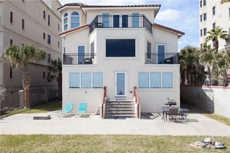 Golden Star, 7 Bedroom & Loft, Beach Front, Near Mayo Clinic, Sleeps 18 - Image 1 - Jacksonville Beach - rentals