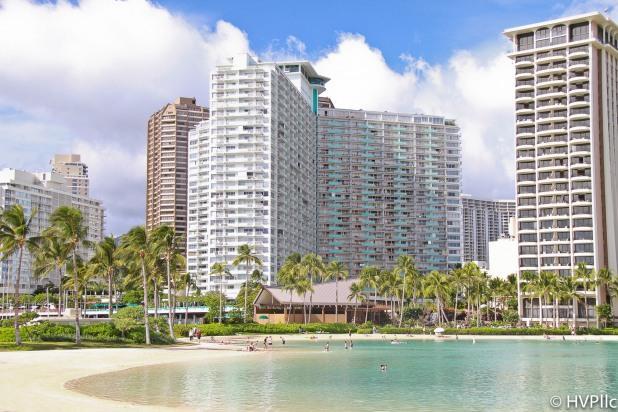 Ilikai 1507 City/Mountain Views 2 Beds, Sofa Bed - Image 1 - Honolulu - rentals