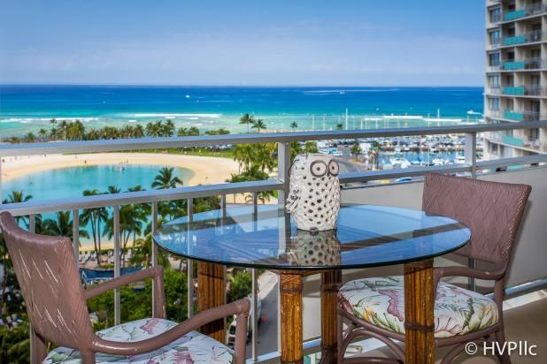 Ilikai Suites 1122 Ocean / Lagoon / Fireworks View - Image 1 - Honolulu - rentals