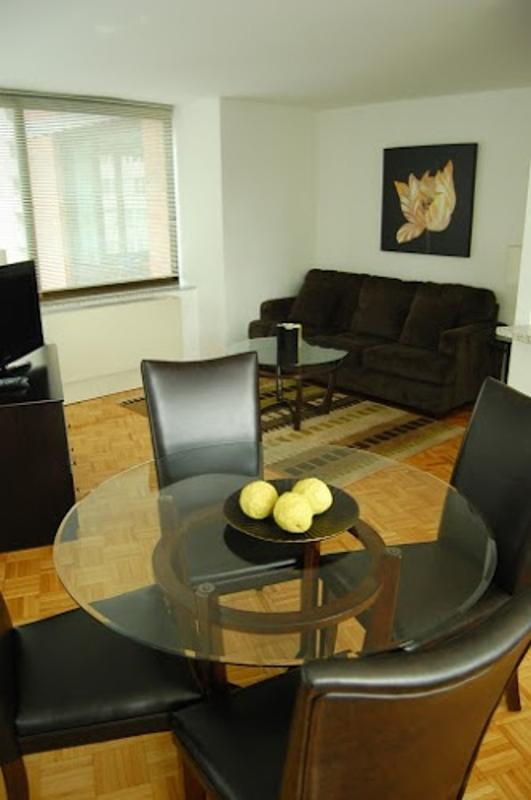 Sleek Hotel-Like 1 Bedroom Apartment in New York - Image 1 - New York City - rentals