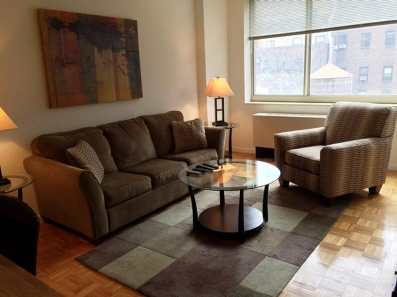 Modern and Well-Lit 1 Bedroom 1 Bathroom Apartment in New York - Image 1 - New York City - rentals