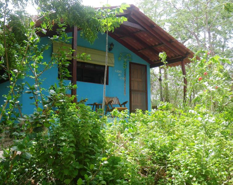 Casita del Bosque at Rancho Cecilia - Casita at Eco Rancho Cecilia, near Playa Maderas - San Juan del Sur - rentals