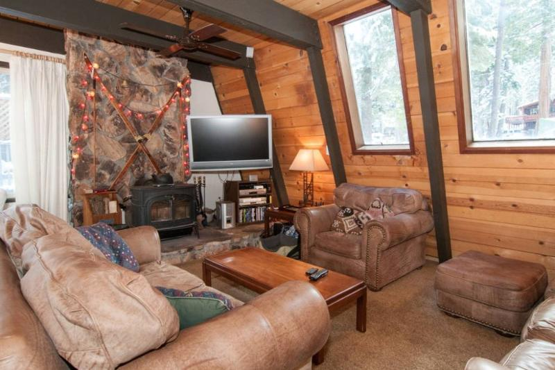 Forest Setting,Hot-tub,Beach Access - Image 1 - Tahoe City - rentals