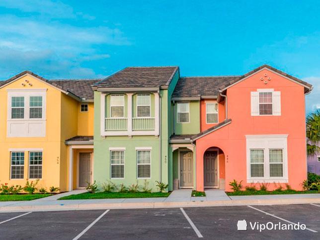 Exquisite Festival Villa, home 6 beds- Vip Captiva 5VO02 - Image 1 - Four Corners - rentals