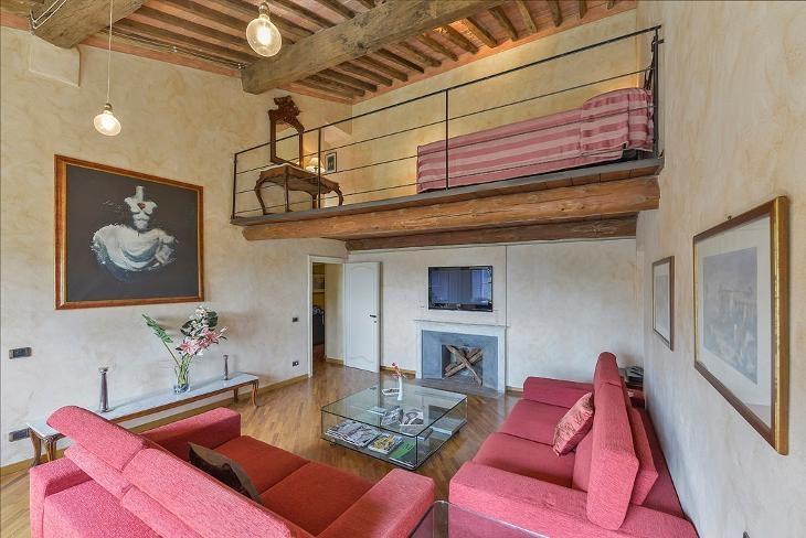 Vivaldi Suite - Image 1 - San Pietro a Marcigliano - rentals