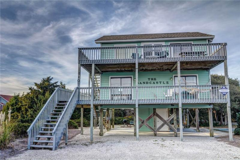 SANDCASTLE - Image 1 - Topsail Beach - rentals