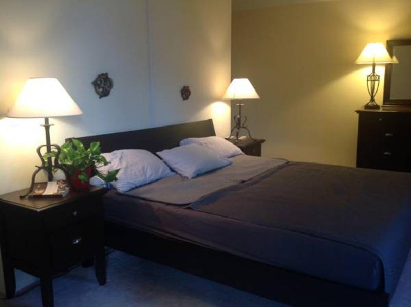 Furnished 3-Bedroom Condo at El Camino Real & Thain Way Palo Alto - Image 1 - Palo Alto - rentals