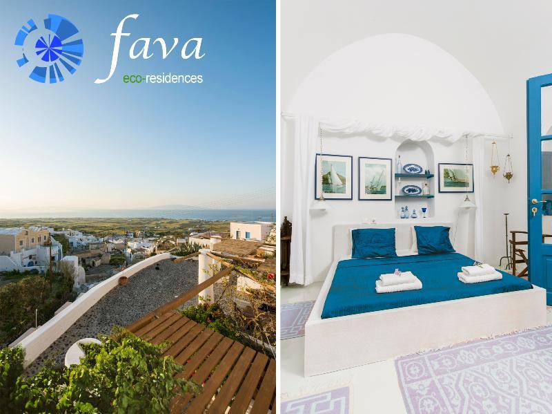 Welcome home to Fava Eco Residences - Fava Eco Residences - Aeolos Suite - Oia - rentals
