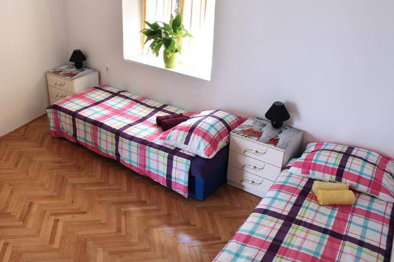 beds - Apartment for 2 in the old town center! Gorica 201 - Sibenik - rentals