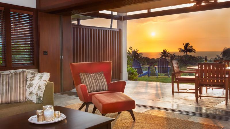 2905A Hainoa Street - Luxury 2BD/2BA Four Seasons Villa With Ocean Views - Kailua-Kona - rentals