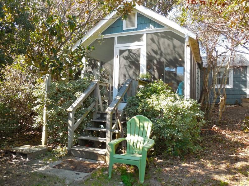 Exterior - Little Drip - Folly Beach, SC - 1 Beds BATHS: 1 Full - Folly Beach - rentals