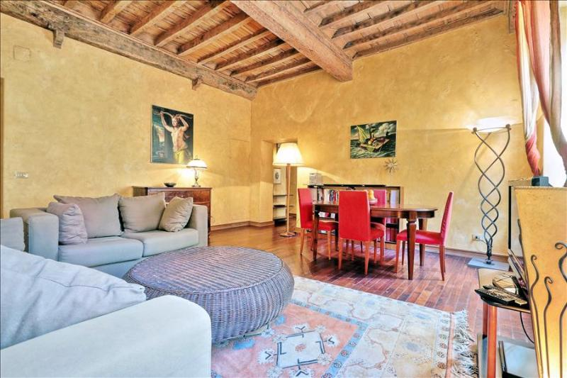 Nice 2bdr in the historical centre - Image 1 - Rome - rentals