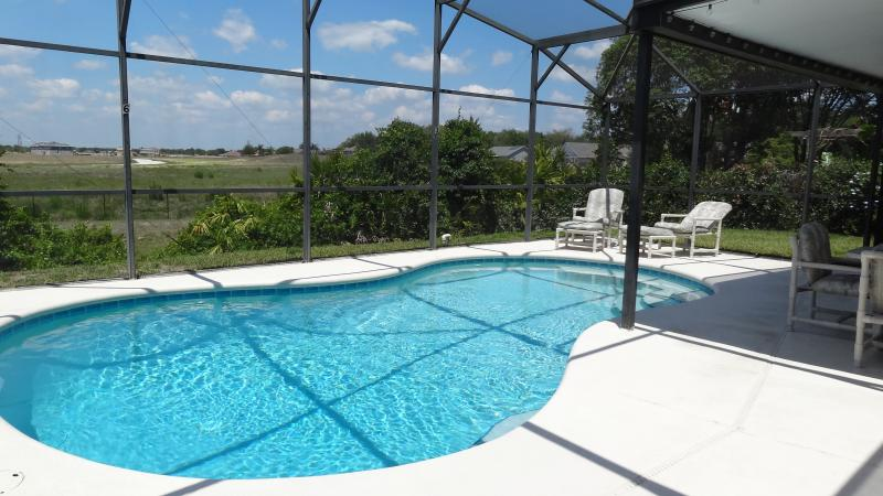 Relax by the pool - Ideal Family Vacation Villa - Davenport - rentals