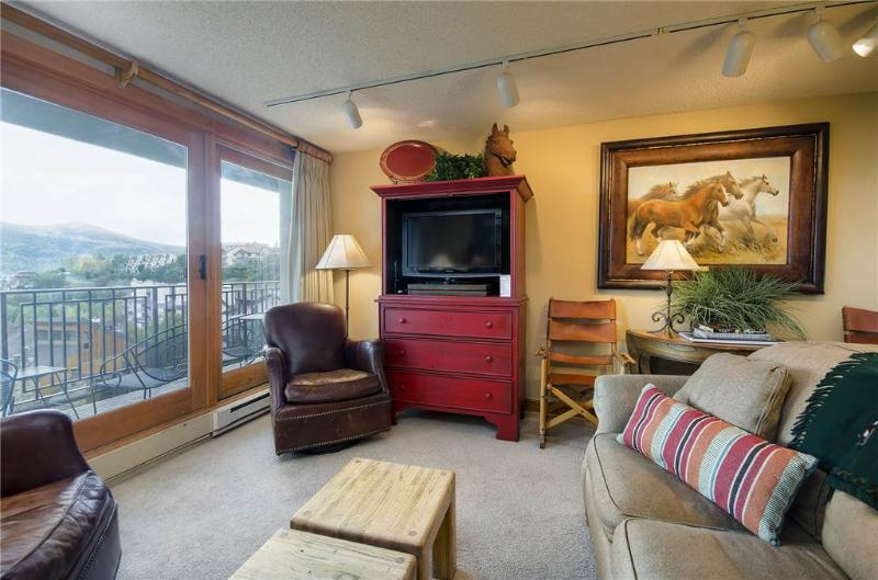 Bronze Tree Condominiums - BT501 - Image 1 - Steamboat Springs - rentals