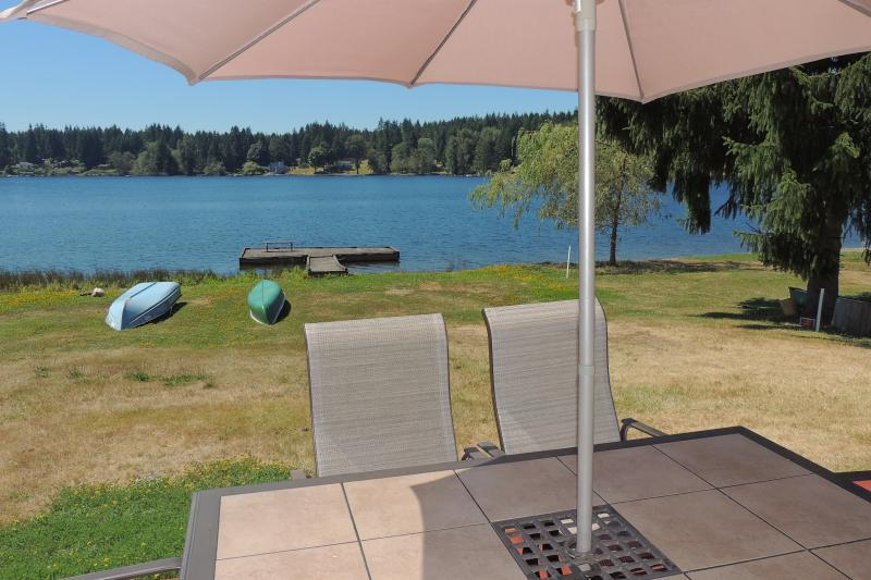 Waterfront House with private dock. It's a paradise! - Waterfront House Whidbey Island WiFi-All Inclusive - Clinton - rentals