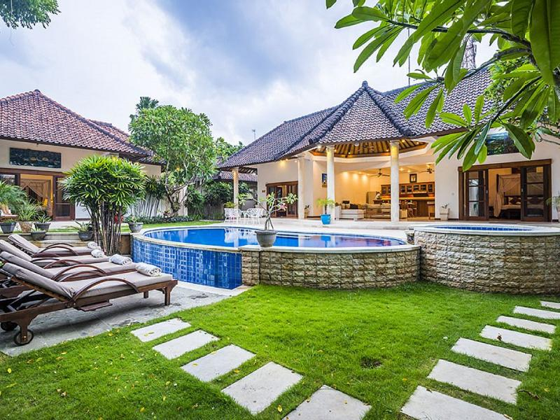 3 Bedrooms Villa by the Beach, Seminyak - Image 1 - Seminyak - rentals
