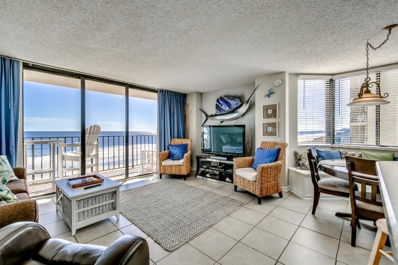 Building - Spinnaker - 405 - North Myrtle Beach - rentals