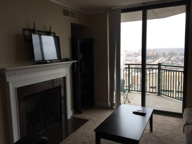 BEAUTIFULLY FURNISHED, CLEAN AND COZY 2 BEDROOM, 2 BATHROOM APARTMENT - Image 1 - Baltimore - rentals