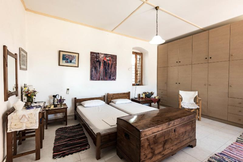 The Master Bedroom - falassarna lardas house - Chania - rentals