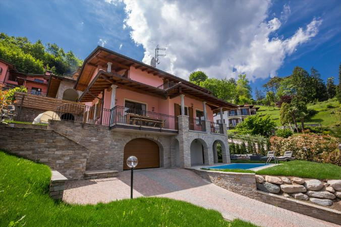 Large Villa near Menaggio and Lake Como with Private Pool - Villa Clodia - Image 1 - Menaggio - rentals