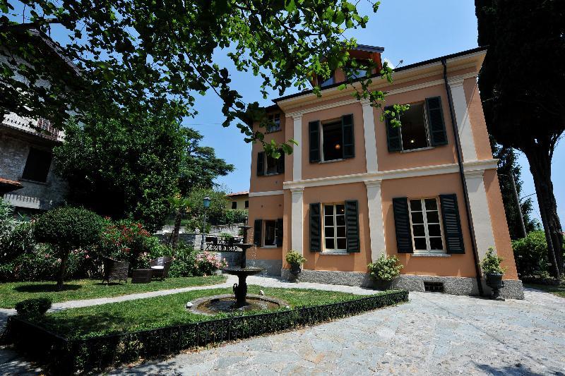 Historic Villa on Lake Como near Menaggio - Villa Vibia - Image 1 - Menaggio - rentals