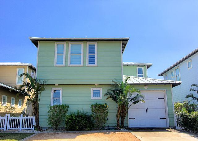 Brand new 4 bedroom 2.5 bath home at Sunrise Cottages! - Image 1 - Port Aransas - rentals