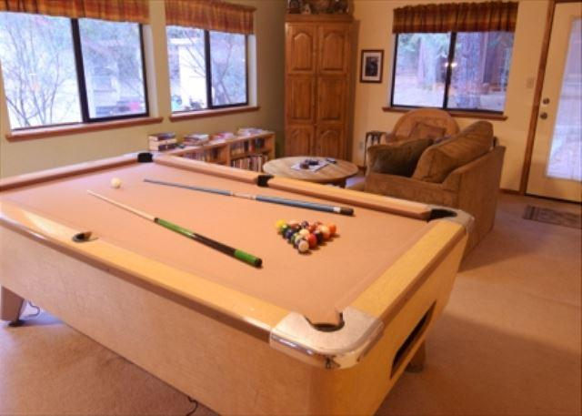 Pool - Spacious mountain home with amenities located in a quiet area of  Arnold CA - Arnold - rentals