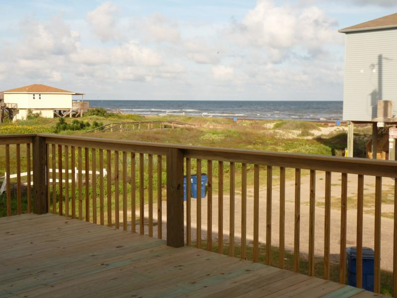 Great View from large deck - Image 1 - Surfside Beach - rentals