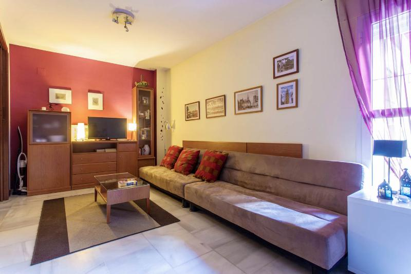 2-4 Guest Impeccable Apt. WiFi, AC. Prime Location - Image 1 - Seville - rentals