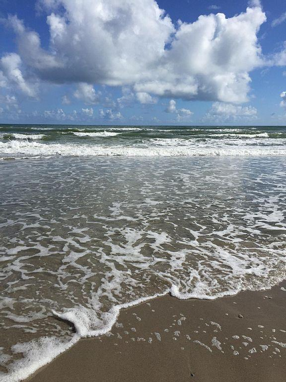 Beautiful Atlantic Ocean just outside your door! - Amazing Oceanfront 2BD/3BA - Directly on the Beach - Satellite Beach - rentals
