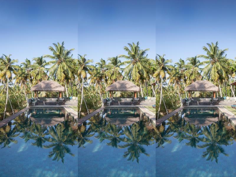 Kumara Pool collage - Kumara Luxury Villa - Weligama - rentals