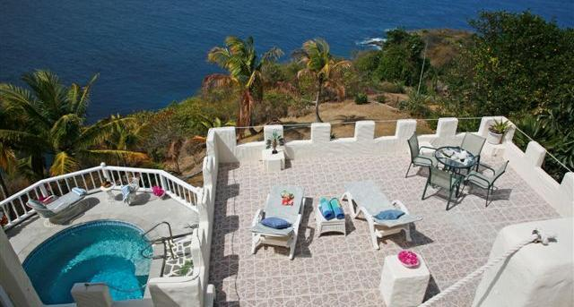 Light Castle - Ideal for Couples and Families, Beautiful Pool and Beach - Image 1 - Cap Estate - rentals