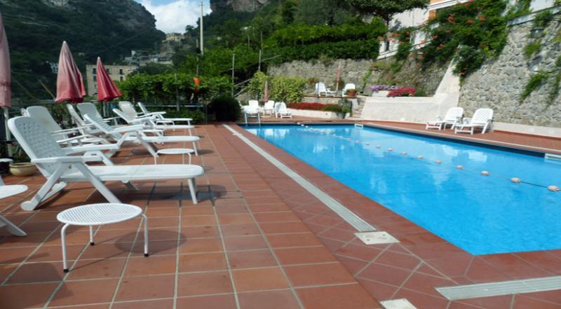 01 Garofano shared pool area - GAROFANO Ravello/Atrani - Amalfi Coast - Ravello - rentals