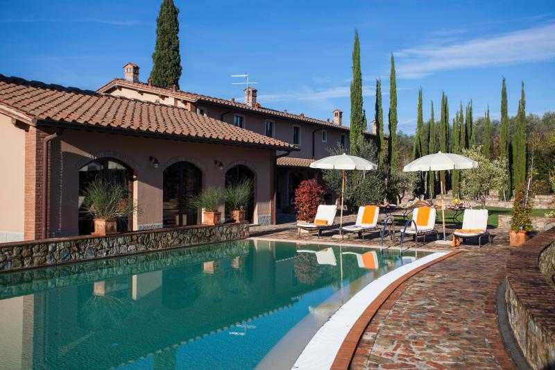 Villa Etrusca !!!EARLY BOOKING DISCOUNT!!! - Image 1 - Montaione - rentals