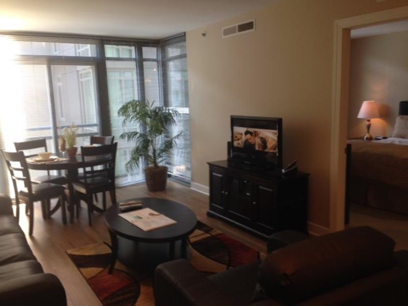 Furnished 1-Bedroom Apartment at K St NW & 4th St NW Washington - Image 1 - Washington DC - rentals