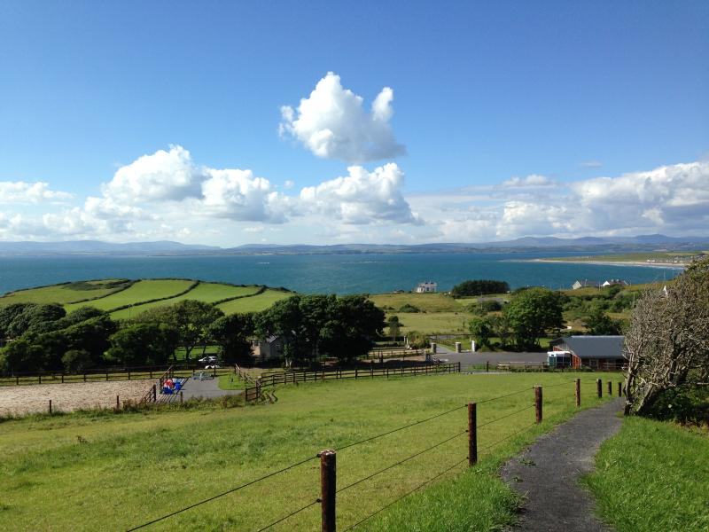 View from the Bellavista - Apartment CoolmoreManorHouse - 5* WildAtlanticWay - Rossnowlagh - rentals