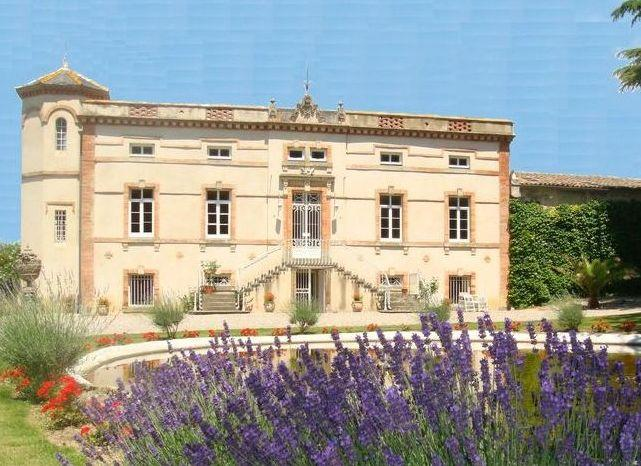 """The mansion with 2 BandB guest rooms and the self catering apartment """"Garance"""" - Stylish apartment and nice cottage with pool close to Carcassonne - Carcassonne - rentals"""