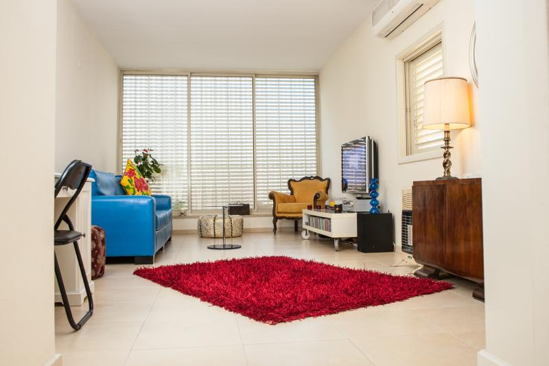 My Beautiful & sunny Tel Aviv apartment by the Beach ! - Image 1 - Tel Aviv - rentals