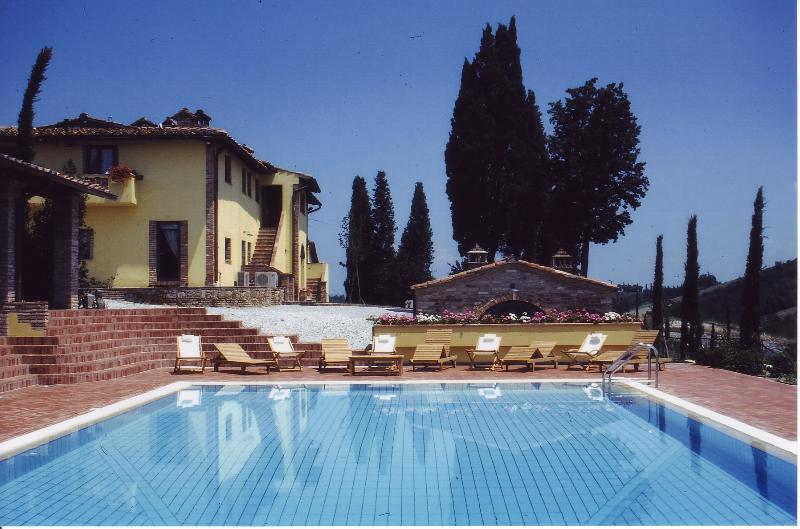 Villa Caccia !!!EARLY BOOKING DISCOUNT!!! - Image 1 - Montaione - rentals