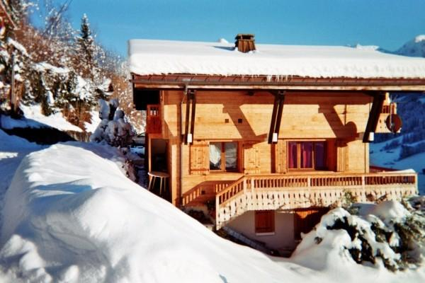ETCHE ONA 2 rooms + small bedroom 4 persons - Image 1 - Le Grand-Bornand - rentals