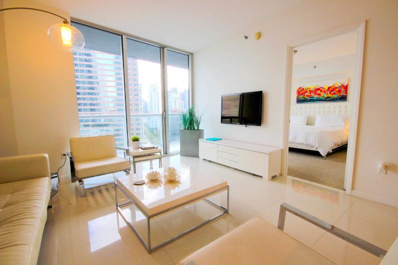 Modern Condo W Miami in Brickell/Downtown Miami - Image 1 - Coconut Grove - rentals