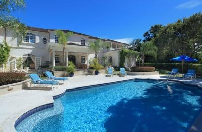 Spectacular 5 Bedroom Villa in Sandy Lane - Image 1 - Holetown - rentals